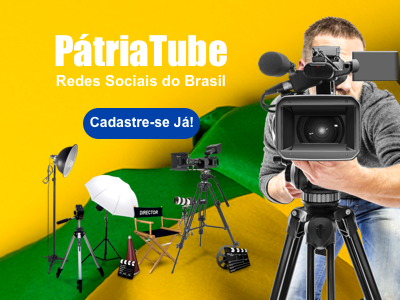 Inscreva-se no Pátria Tube