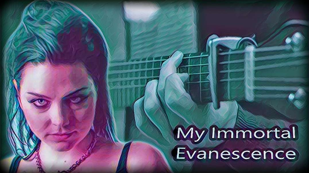 Evanescence - My Immortal (Fingerstyle)