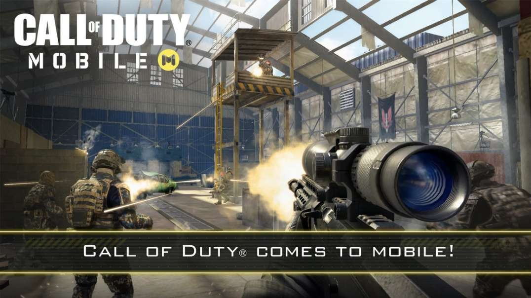 Call of Duty Mobile: Gameplay