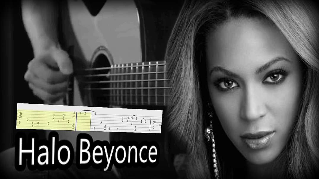 Beyonce - Halo (Fingerstyle Tabs)