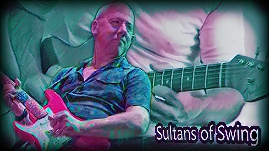 Dire Straits - Sultans Of Swing (Guitarra)