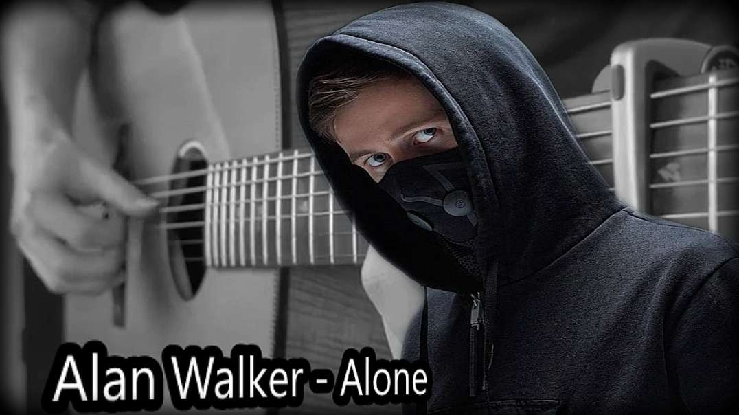 Alan Walker - Alone (Violão Fingerstyle)