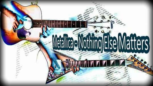 Metallica  -  Nothing Else Matters (Guitar Cover)