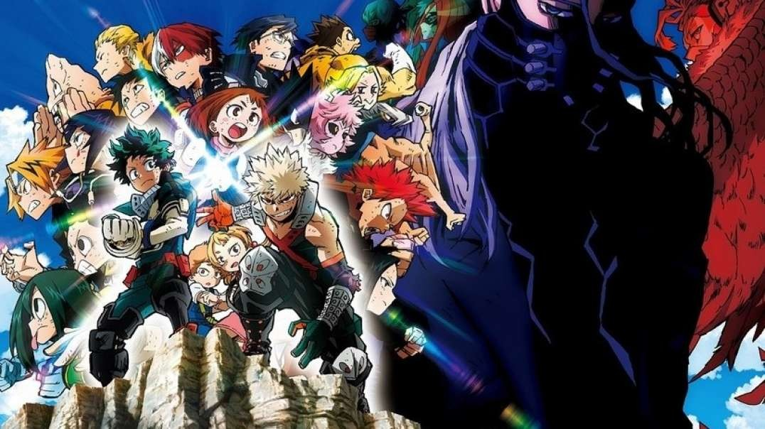 My Hero Academia: Heroes: Rising ((2019)) ⋉Full✩MOVIE `HD