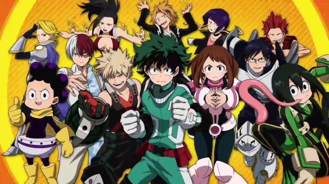 WATCH!! MY HERO ACADEMIA: HEROES RISING ~ [2019] FULL MOVIE (FREE ONLINE STREAMING)